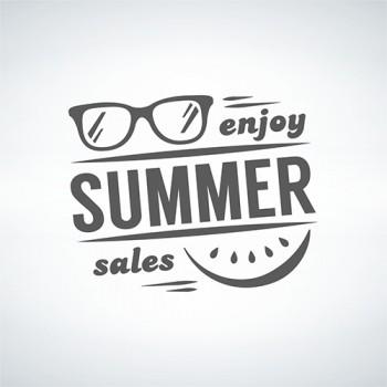 Αυτοκόλλητα εκπτώσεων Summer 745