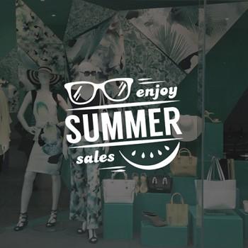 Αυτοκόλλητο Summer 745