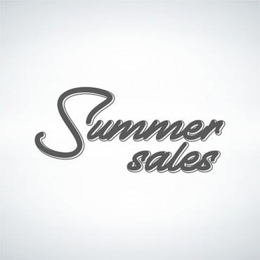Αυτοκόλλητα εκπτώσεων Summer 755